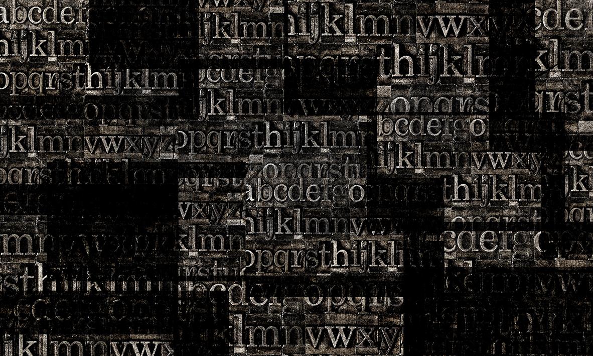 Skinwall dream wallpaper typography for Progetta la tua planimetria