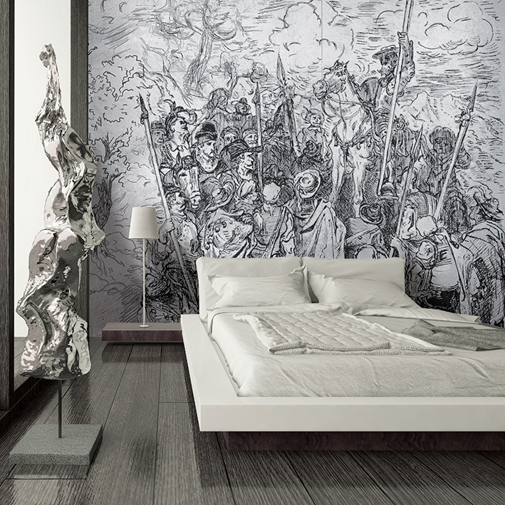 Skinwall Dream Wallpaper Contemporary Design Archives
